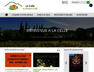 lacelle-var.fr screenshot