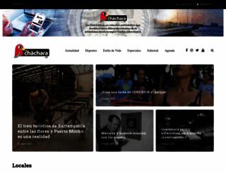 lachachara.org screenshot