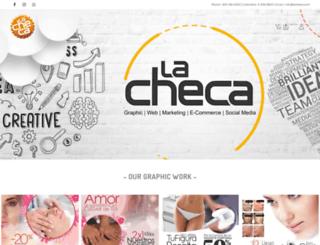 lacheca.com screenshot