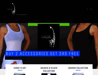 lacoasports.com screenshot