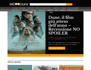 lacooltura.com screenshot