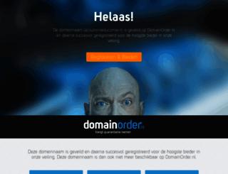 lacouronneducomte.nl screenshot