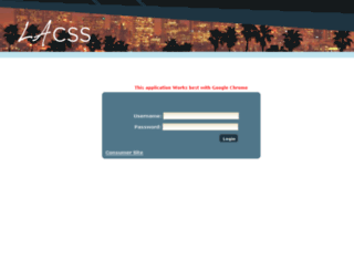 lacss.getcare.com screenshot