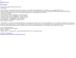 lactacyd.com.vn screenshot