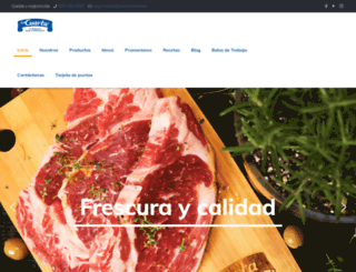 lacuarta.com.mx screenshot