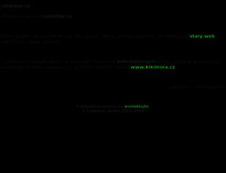 laddobar.cz screenshot