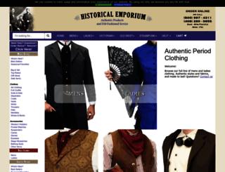 ladiesemporium.com screenshot