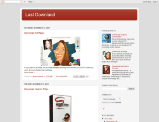ladownlaod.blogspot.co.uk screenshot
