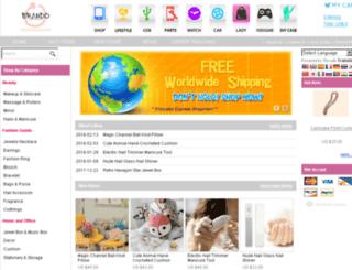 lady.brando.com.hk screenshot