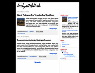 ladysitiblink.blogspot.com screenshot