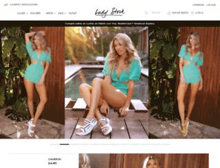 ladystork.com screenshot