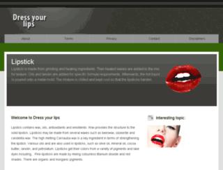 ladytrendsnews.com screenshot