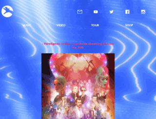 lafemmemusic.com screenshot