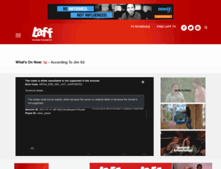 laff.com screenshot