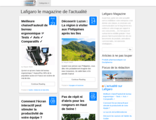 lafigaro.fr screenshot