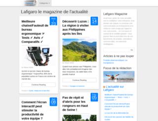 lafigaro.fr screenshot