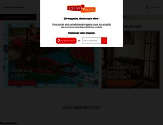 lafoirfouille.fr screenshot