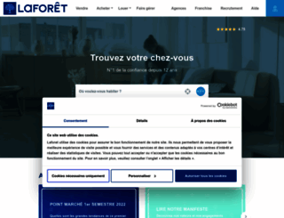 laforet.com screenshot