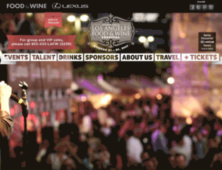 lafw.com screenshot