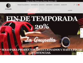 lagrupetta.com screenshot