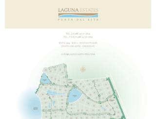 lagunaestates.com screenshot