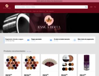 lahu.com.br screenshot