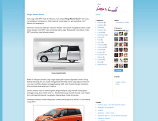 laisya.blogspot.com screenshot