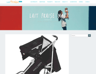 laitfraisemag.fr screenshot