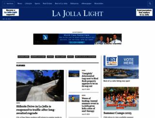 lajollalight.com screenshot