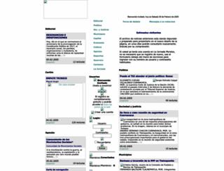 lajornadamorelos.com screenshot