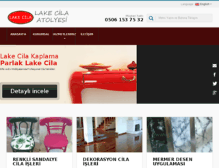 lakecila.com screenshot