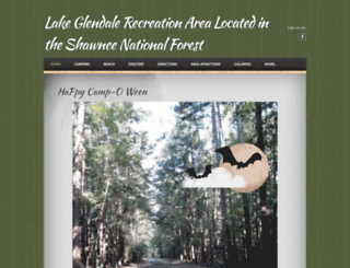 lakeglendale.net screenshot