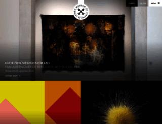lakenhal.nl screenshot