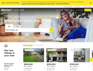 lakerealty.weichert.com screenshot