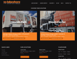 lakeshoresf.com screenshot