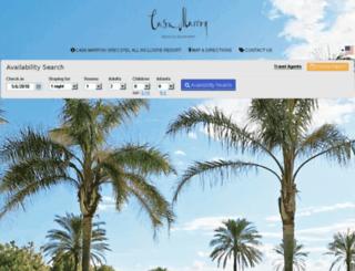 lakopetrabeach.reserve-online.net screenshot