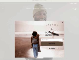 lalabu.com screenshot