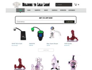 lalalandsmokeshop.com screenshot