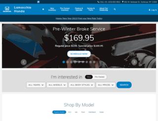 lamacchiahonda.com screenshot