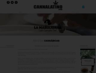 lamariajuana.com screenshot