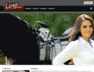 lamarkaakglobal.com screenshot