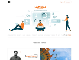 lambda.grofers.com screenshot