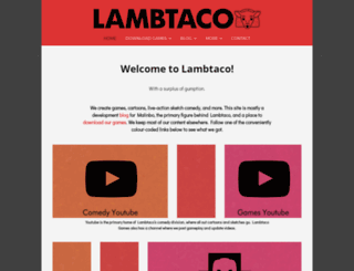 lambta.co screenshot