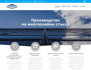 lamina-glass.com screenshot