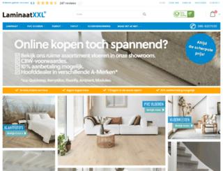 laminaatxxl.nl screenshot