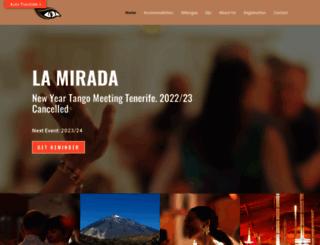 lamiradatango.org screenshot