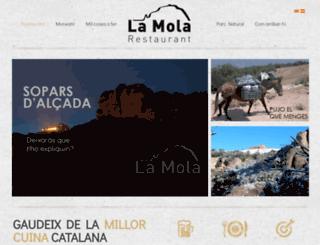 lamola.com screenshot
