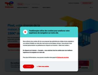 lampiris.be screenshot