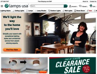 lampsusa.com screenshot