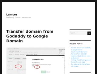 lamtru.info screenshot